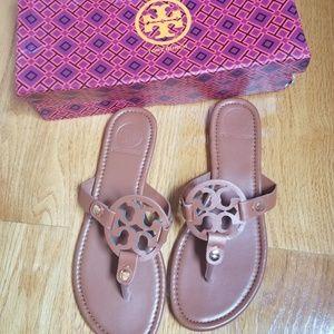 Tory Burch Miller Sandals size 8